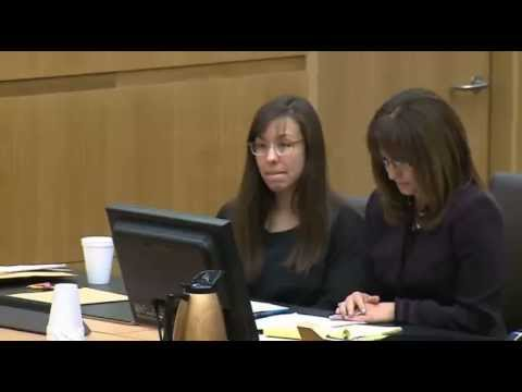 Jodi Arias Penalty Phase - Day 3 - Part 2 (Final Jury Instructions)