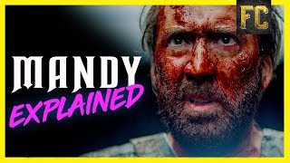 MANDY Explained | Mandy Full Movie Analysis & Hidden Meanings | Flick Connection