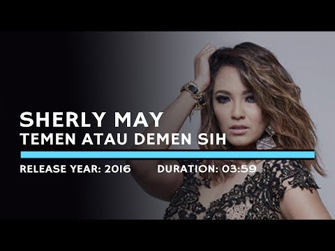 Sherly May - Teman Atau Demen Sih (Lyric)