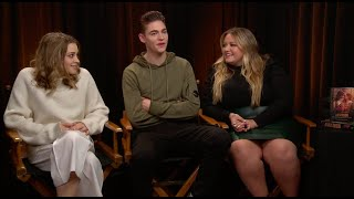 Josephine Langford, Hero Fiennes Tiffin, Anna Todd I After