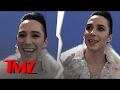 Johnny Weir: Fellatio In Space!