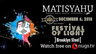 Matisyahu Live From Brooklyn Steel 12 6 18