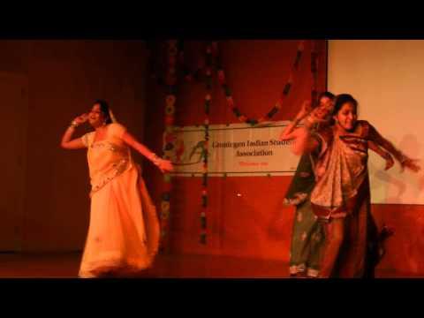 Rajasthani Ghoomer Dance Performance Groningen 2013