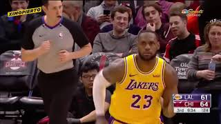 LA Lakers vs Chicago Bulls   Full Game Highlights   March 12, 2019   2018 19 NBA Season