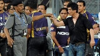 Shah Rukh Khan Clears The Air On The Wankhede Issue