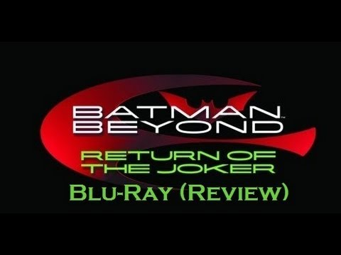 Batman Beyond: Return Of The Joker Blu-Ray (Review)