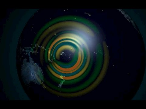 M7.1 Earthquake, 20ft Waves, Spaceweather | S0 News...
