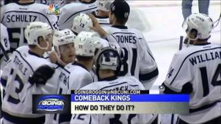 Dave Joseph Talking LA Kings Hockey on  Going Roggin with Fred Roggin May 24, 2014