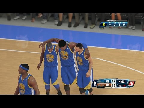 NBA 2K14 PS4 My Career - Assists vs. The Streak