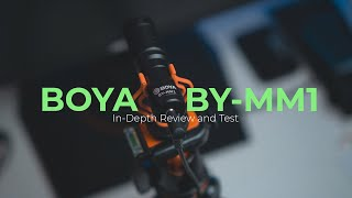 BOYA BY MM1 | In-Depth Review and Test