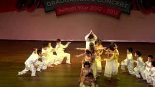 SIS@SS Concert 2013 - Part 1 : Primary School