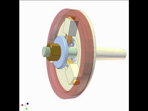 Self Centering Chuck For Lathes Youtube
