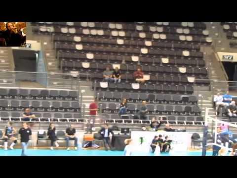 Karla Ortiz se traslada a la CEV Challenge Cup (VIDEO)