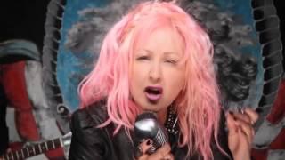 Cyndi Lauper New Song
