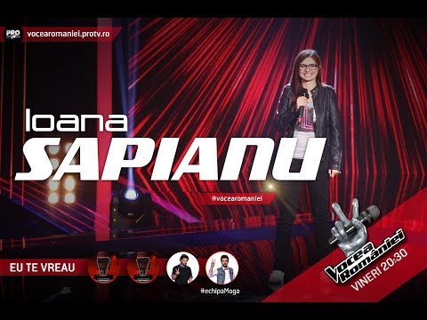 Ioana Sapianu-Radioactive(Imagine dragons)-Auditii pe nevazute Ed.7-Vocea Romaniei 2015-Sezon5