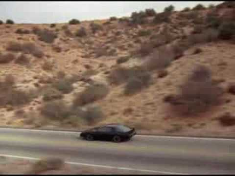 Knight Rider - Cruise Scenes Part 1 video