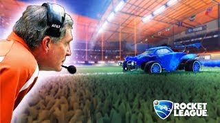 I hired a Grand Champ to be my Rocket League Coach