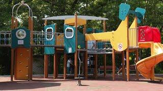 В областном центре открылась единственная в Приамурье инклюзивная детская площадка