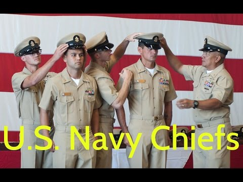 5 Types Of Chiefs In Navy