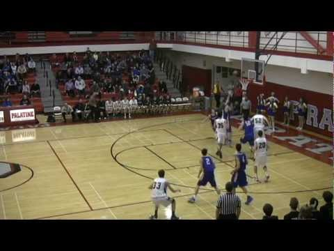 Evan Boudreaux-Sophomore-Lake Forest High School Basketball 2012/2013 Highlights