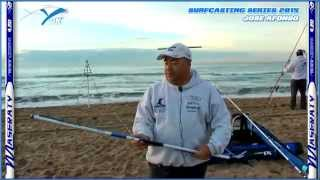 YUKI Maseraty Beach Ledgering Rod - 2015