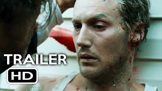 The Hollow Point Official Trailer #1 (2016) Patrick Wilson, John Leguizamo Thriller Movie HD