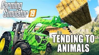 ANIMALS IN FARMING SIMULATOR 19 | In Depth Analysis