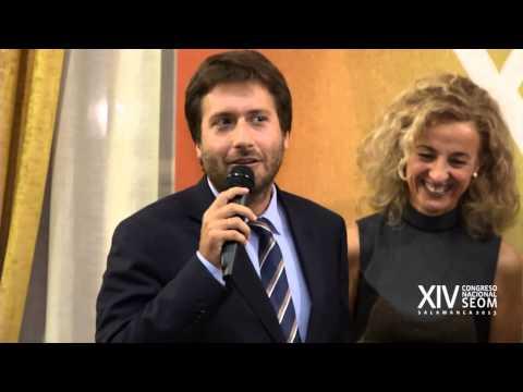 Entrega Premios y Becas SEOM 2013