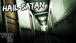 Top 10 Scary Hallways That Should Never Be Explored