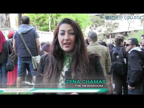 Zena Chamas -- Broadcast Journalist - Showreel