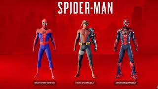 Spider Man PS4 Silver Lining DLC Suit Review