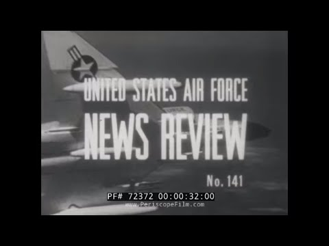 VIETNAM ERA USAF NEWS REVIEW F-105 STRIKES ON NORTH VIETNAM 72372