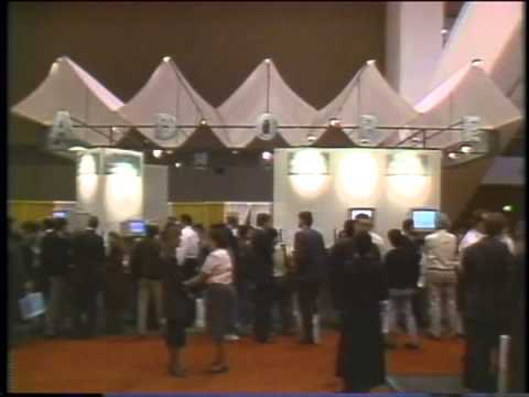 The Computer Chronicles - MacWorld San Francisco (1989)