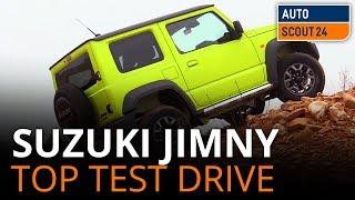 Suzuki Jimny 2019, la prueba definitiva ¿Mini Mercedes Clase G? Autoscout24