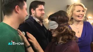Provocare AISHOW: Tania Cergă ghicește bărbații după miros