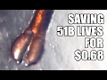 How to save 51 billion lives for 68 cents with simple Engineering MP3