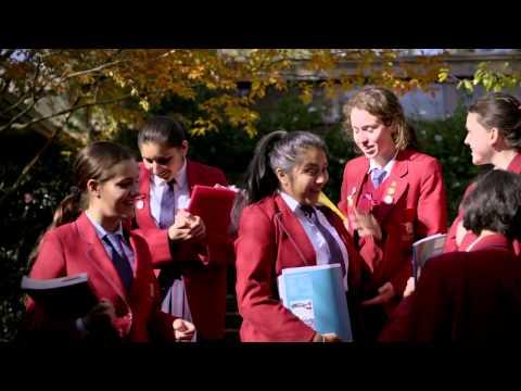 St Margaret's and Berwick Grammar School Full Official video