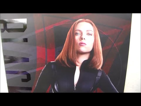 Unboxing and Review: Hot Toys Black Widow - Winter Soldier Version