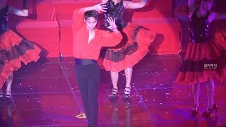 4k 190216 아 차학연 Cell Block Tango Havana Vixx N Fanmeeting In Seoul A Chahakyeon