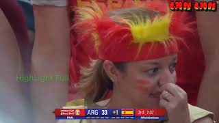 Argentina Vs Spain (Full Highlight)   |FIBA Basketball World Cup 2019 -Final