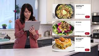 Tour the Plant-Strong Meal Planner