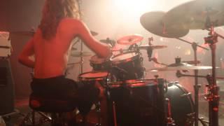 Havok - Pete Webber live drum cam DOA (HD)