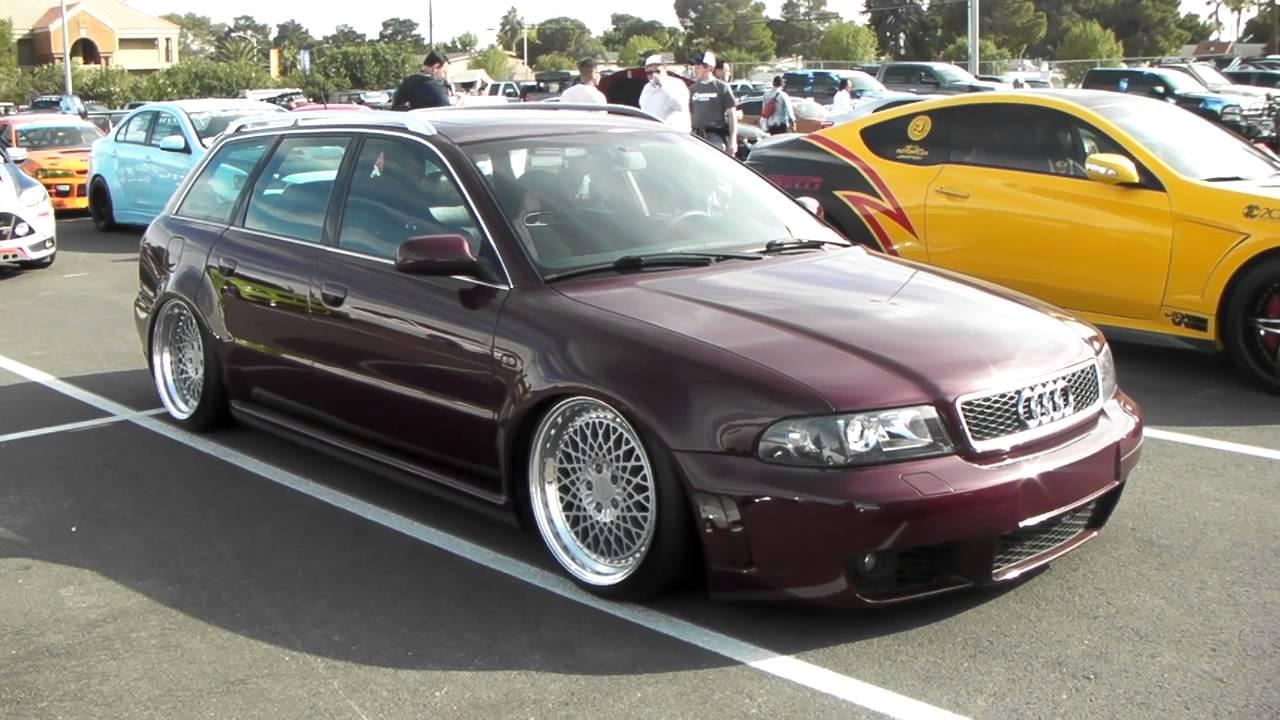 Dubsandtires Com 17 Custom Silver Wheels 2006 Audi A4