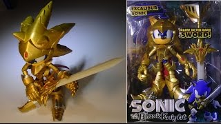 Opening: Excalibur Sonic (the Hedgehog) from Sonic and the Black Knight