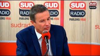Nicolas Dupont-Aignan invité de Sud Radio
