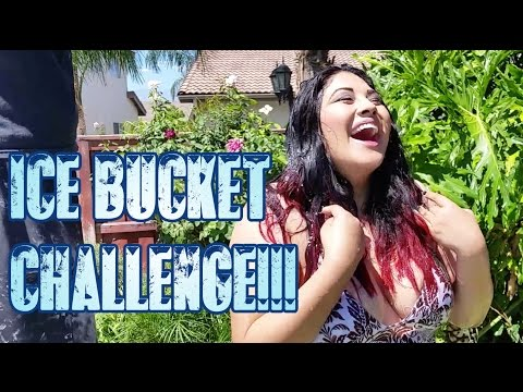 Ivy Doomkitty Does the Ice Bucket Challenge