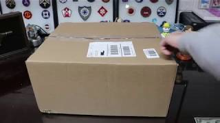 Unboxing MICH helmet from Sportsman's Guide!