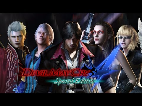 Devil May Cry 4 Special Edition - EX Color Showcase