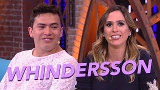 Whindersson e Tatá Werneck em um papo HILÁRIO! 😂 | ESQUENTA LADY NIGHT | Humor Multishow