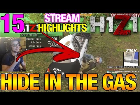 H1Z1 STREAM HIGHLIGHTS EP.15 - ROOKIE HIDE IN THE AIRDROP - ‹ OnlyBrothersTV ›
